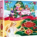 2DVDFILM / Barbie a Dokonalé vánoce+Kouzelné vánoce / Kolekce