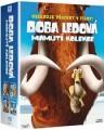 4Blu-RayBlu-ray film /  Doba ledová 1-4:Mamutí kolekce / 4Blu-Ray