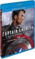 3D Blu-RayBlu-ray film /  Captain America:První Avenger / 3D+2D Blu-Ray Disc