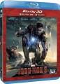 3D Blu-RayBlu-ray film /  Iron Man 3 / 2D+3D Blu-Ray