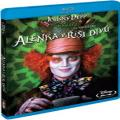 Blu-RayBlu-ray film /  Alenka v říši divů / Alice In Wonderland / Blu-Ray