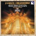 CDBach J.S. / Toccaten & Fugen