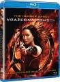 Blu-RayBlu-ray film /  Hunger Games 2:Vražedná pomsta / Blu-Ray