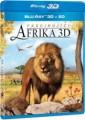 3D Blu-RayBlu-ray film /  Fascinující Afrika / Fascination Afrika / 3D Blu-Ray