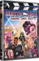 DVDFILM / Monster High:Kamera,Lebka,Jedem!