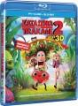 3D Blu-RayBlu-ray film /  Zataženo občas trakaře 2 / 3D+2D Blu-Ray Disc