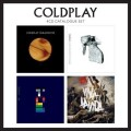 4CDColdplay / 4CD Catalogue Set