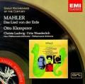 CDMahler Gustav / Das Lied Von Der Erde