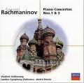 CDRachmaninov Sergej / Piano Concertos Nos.1,3
