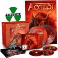 CD/DVDAccept / Blind Rage / Box Set