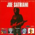 5CDSatriani Joe / Original Album Classics 2 / 5CD