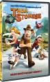 DVDFILM / Neuvěřitelná dobrodružství Tada Stonese