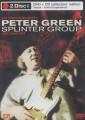 DVDGreen Peter Splinter Group / In Concert / DVD+CD