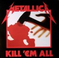LPMetallica / Kill'em All / Remaster 2016 / Vinyl