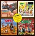 4CDKabát / Original Albums Vol.1 / 4CD
