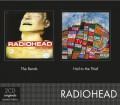 2CDRadiohead / Bends / Hail To The Thief / 2CD Box