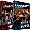CD/DVDLegendy se vrací / 100+6 hitů / 6CD+6DVD
