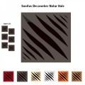 HIFIHIFI / Absorpční panel Sonitus:Decosorber Natur Hale 8 / 6ks