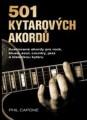 KNICapone Phil / 501 kytarových akordů / Kniha