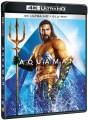 UHD4kBDBlu-ray film /  Aquaman / UHD+Blu-Ray