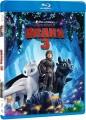 Blu-RayBlu-ray film /  Jak vycvičit draka 3 / Blu-Ray