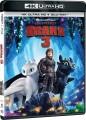 UHD4kBDBlu-ray film /  Jak vycvičit draka 3 / UHD+Blu-Ray