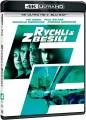 UHD4kBD / Blu-ray film /  Rychlí a zběsilí / UHD+Blu-Ray