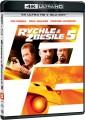 UHD4kBD / Blu-ray film /  Rychle a zběsile 5 / Fast Five / UHD+Blu-Ray