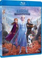 Blu-RayBlu-ray film /  Ledové království 2 / Frozen 2 / Blu-Ray