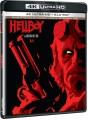 UHD4kBDBlu-ray film /  Hellboy / 2004 / UHD+Blu-Ray