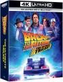UHD4kBD / Blu-ray film / Návrat do budoucnosti / Trilogie / UHD+Blu-Ray / 7Blu-Ray