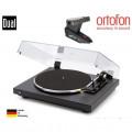 GramofonyGRAMO / Gramofon Dual CS 458+Ortofon Super OM 5E / Black