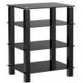 HIFIHIFI / Hi-Fi stolek / HTP Hifi Rack 1 / Black