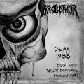 "3LPKrabathor / Dema 1988 / Vinyl / 2LP+10""EP"