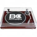GramofonyGRAMO / Gramofon / BC Acoustigue TD-922 / Cherry