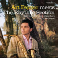 LP / Pepper Art / Meets The Rhythm Section / Reissue / Vinyl