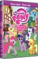 DVD / FILM / My Little Pony:Přátelství je magické / 1.série / 1.část