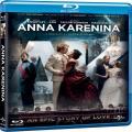 Blu-RayBlu-ray film /  Anna Karenina / 2012 / Blu-Ray