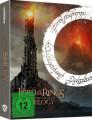 UHD4kBDBlu-Ray FILM /  Pán prstenů:Trilogie / Prodl.+kino verze / 9UHD+Blu-Ray