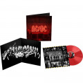 LP / AC/DC / Power Up / Vinyl / Coloured / Opaque Red
