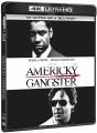 UHD4kBDBlu-ray film /  Americký Gangster / American Gangster / UHD+Blu-Ray