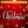 3CD / Various / It's Christmas / 3CD