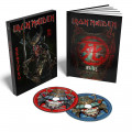 2CD / Iron Maiden / Senjutsu / DeLuxe Book / 2CD