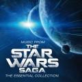 2LPOST / Music From the Star Wars Saga / Vinyl / 2LP / Coloured / Grey