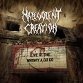 LP / Malevolent Creation / Live at the Whisky a Go Go / Vinyl