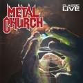 LP / Metal Church / Classic Live / Vinyl