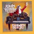 CDDiva John & The Rockets Of Love / American Amadeus