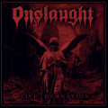 LP / Onslaught / Live Damnation / Vinyl / Clear / Limited