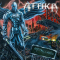CD / Attika / Metal Land