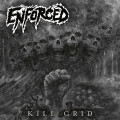 LP/CD / Enforced / Kill Grid / Vinyl / LP+CD